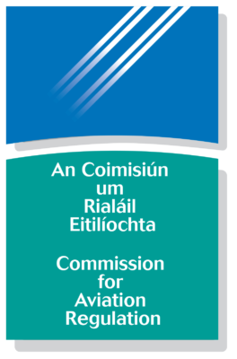 Commission for Aviation Regulation Logo