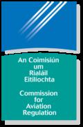 Commission for Aviation Regulation in Ireland Logo
