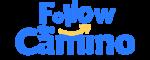 Follow the Camino logo in blue